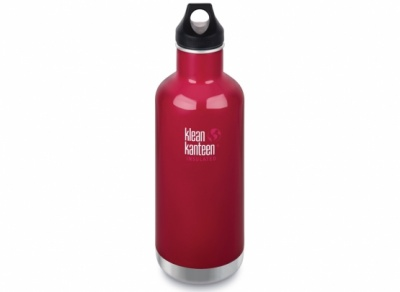 Klean Kanteen Vacuum Insulated Classic Bottle - 946ml/32oz